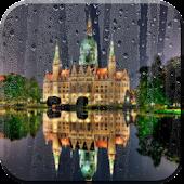 Rainy City Live Wallpaper