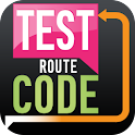 Test Code Route logo