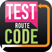 Test Code Route