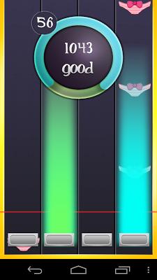 疯狂接内裤 - screenshot