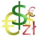 Kursarz Walutowy - kursy walut icon