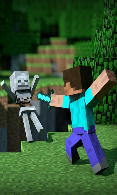 Wallpapers for Minecraft - Aplicaţii Android pe Google Play