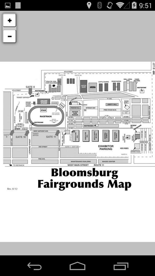 Bloomsburg Fair - screenshot