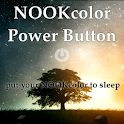 NOOK color power button (LITE) logo