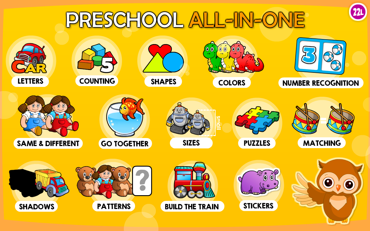abby basic skills preschool android apps on google play