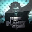 Planet of the Apes Go Launcher logo