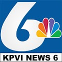 KPVI Weather logo