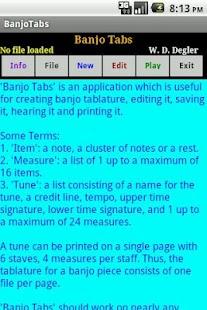 BanjoTabs