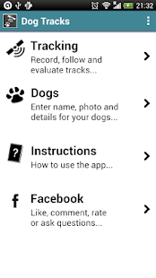 Dog Tracks- screenshot thumbnail