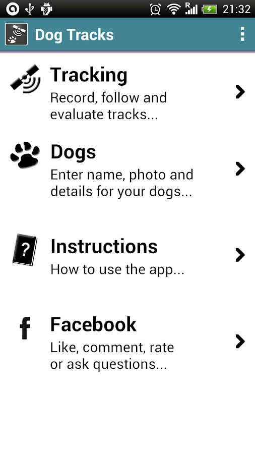 Dog Tracks- screenshot