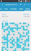 Screenshot of Flud - Torrent Downloader