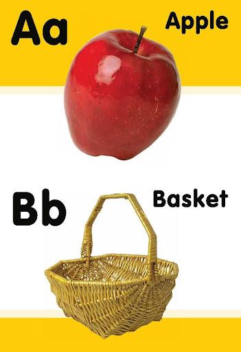 PreSchool Book - Alphabet