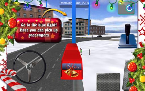 Santa Claus Bus