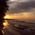 Sunset Ocean Live Wallpaper 4 icon