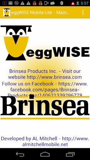 eggWISE Mobile Lite