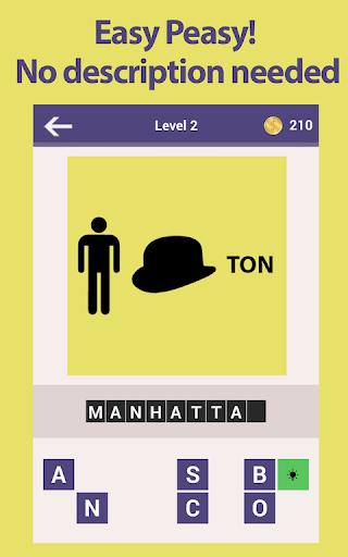 Fun Ways to Think - Places 玩拼字App免費 玩APPs