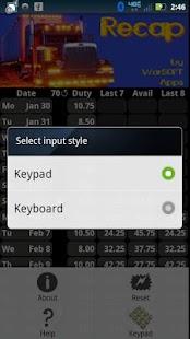 Recap - screenshot thumbnail