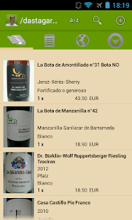 dastagarri Wine tasting notes- screenshot thumbnail