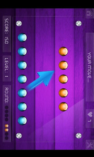 Roller Flick - Strategy Game