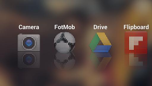 PIXELATED Icon Theme