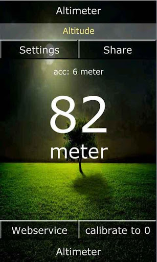 Altimeter for Android Pro