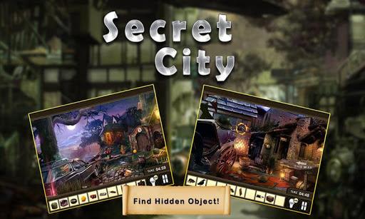 Secret City : Hidden History