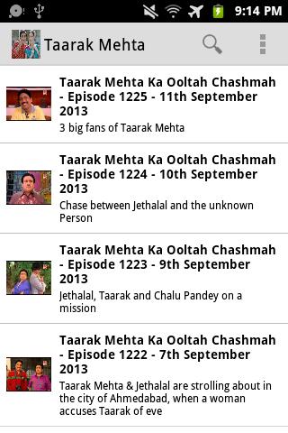 Tarak Mehta -Hindi comedy show