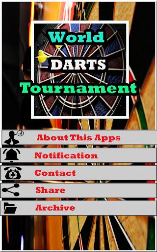 World Darts Tournament