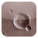 Mars Map icon