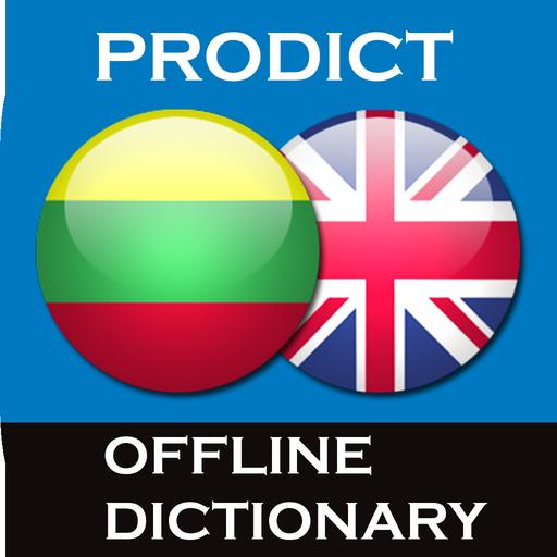 Lithuanian - English dictionar