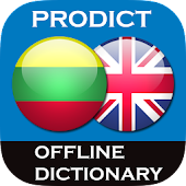Lithuanian - English dictionar