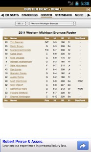 WMU Football & Basketball - screenshot thumbnail