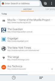 Firefox Beta — Web Browser Screenshot 31