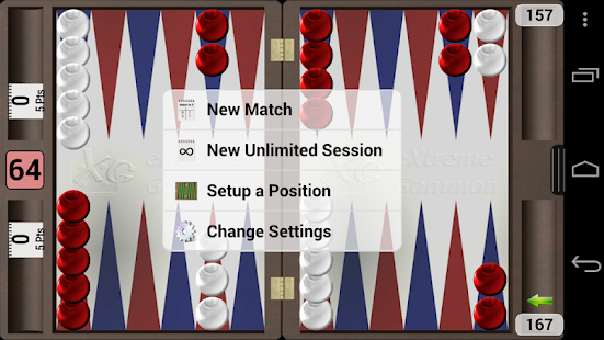 XG Mobile Backgammon - screenshot thumbnail