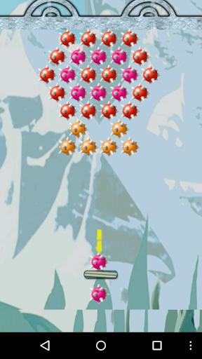 Frozen Spike Balls Shooter