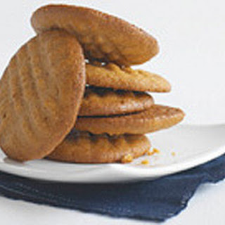 Super-Easy Peanut Butter Cookies.