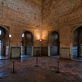 Alhambra dreams by Jose María Gómez Brocos - Buildings & Architecture Public & Historical ( islamic, alhambra, arabe,  )