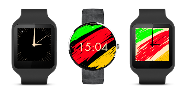 download drawable watch face apk on pc
