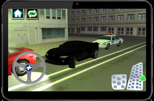 停車場培訓班3D