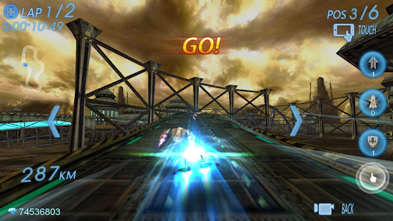 Space Racing 3D - Star Race- screenshot thumbnail