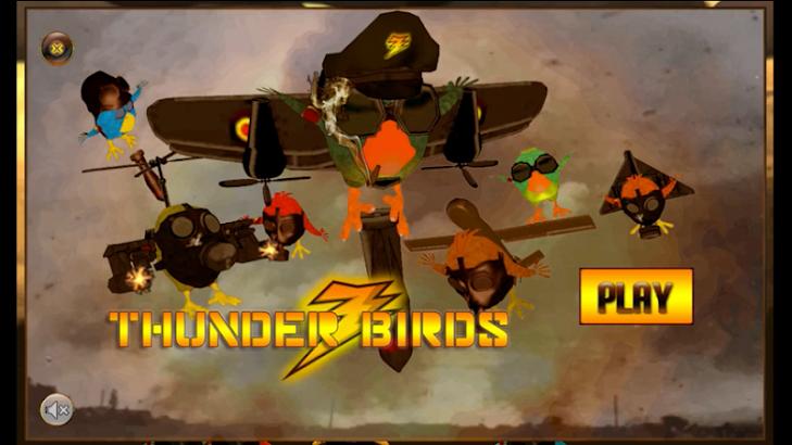 Thunder Birds- screenshot thumbnail