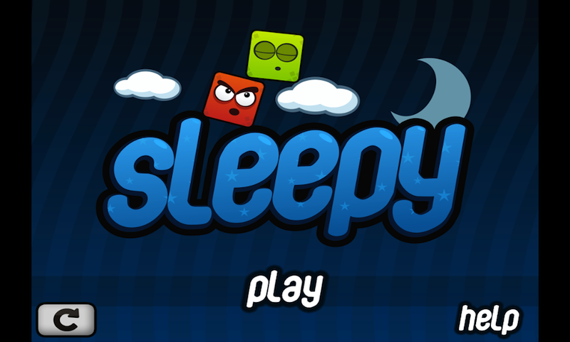 Sleepy Game - FUN Free Game- screenshot