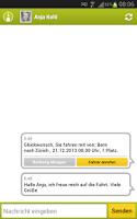 Screenshot of mitfahrgelegenheit.ch