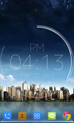 폴라 클락 - 라이브 배경화면 무료