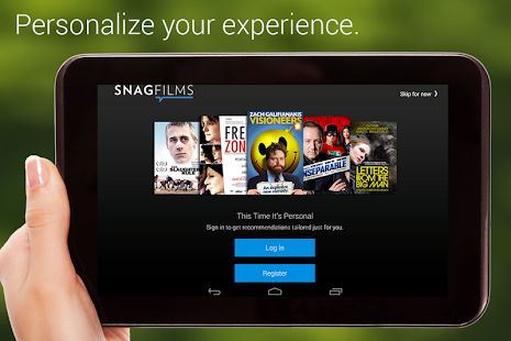 SnagFilms Watch Free Movies - screenshot thumbnail