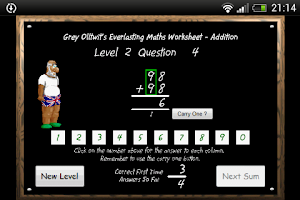 Screenshot of EMW - Addition