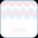 A zig-zag go locker theme icon