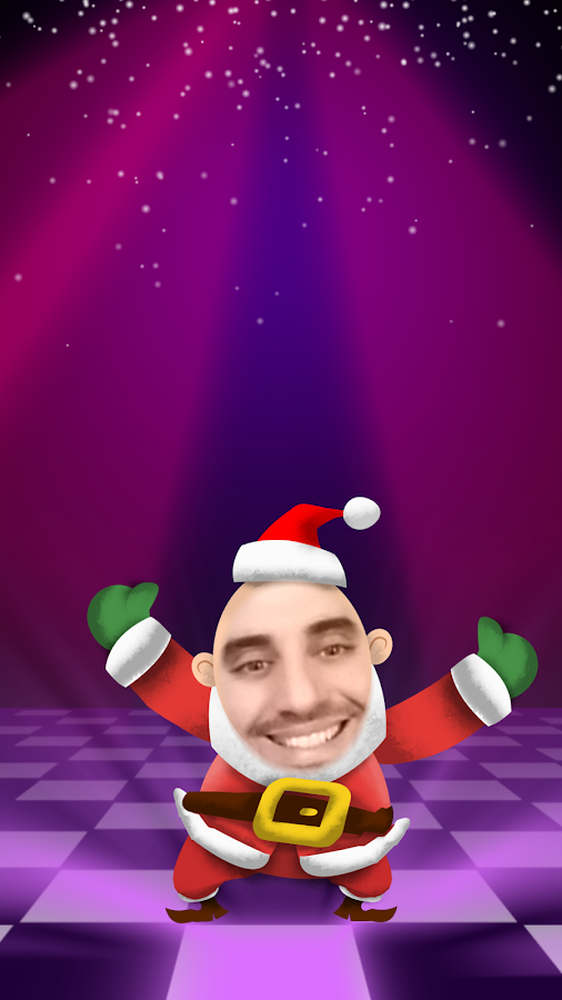 I Am Santa - Photo Booth- screenshot