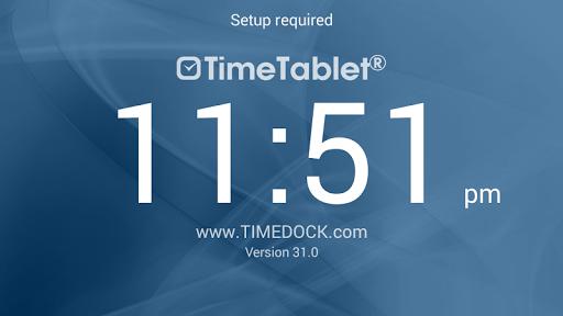 TimeTablet - NFC Time Clock