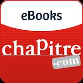 Widget Chapitre eBooks